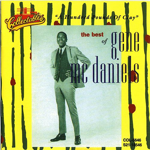 Best Of Gene McDaniels by Eugene McDaniels