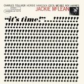 It's Time by Jackie McLean