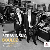 Stravinsky - Boulez de Various Artists