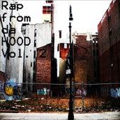 Rap from da HOOD, Vol. 2 de Various Artists