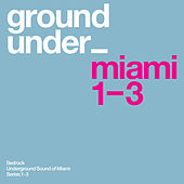 Underground Sound of Miami, Series 1 - 3 von Various Artists