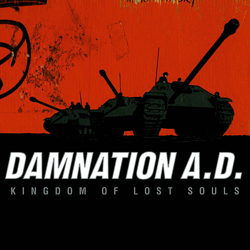 Kingdom Of Lost Souls by Damnation A.D.