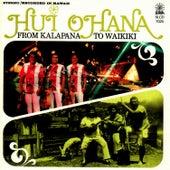 From Kalapana to Waikiki by Hui Ohana