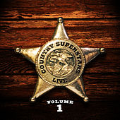 Country Superstars Live Vol. 1 by Various Artists