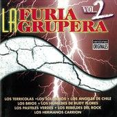 La Furia Grupera Vol.2 by Various Artists