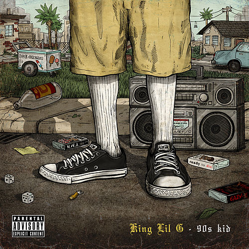 90's Kid by King Lil G
