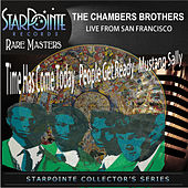 Live from San Francisco de The Chambers Brothers
