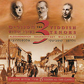 The 3 Yiddish Tenors by Various Artists