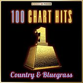No. 1: 100 Country & Bluegrass Chart Hits (Masterpieces presents Original Recordings) de Various Artists