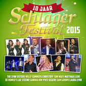 10 Jaar Schlagerfestival 2015 de Various Artists