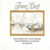Franz Liszt - Piano Concerto No. 1, No. 2 by Alfred Brendel