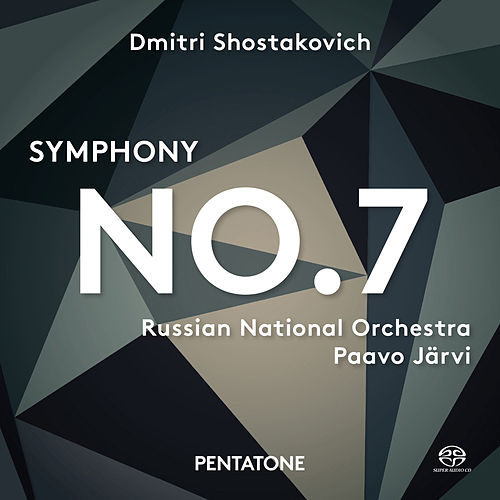 Shostakovich: Symphony No. 7 in C Major, Op. 60 by Russian National Orchestra