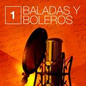 Baladas y Boleros (Volumen 1) von Various Artists