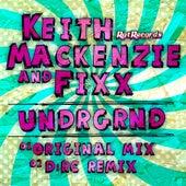 Undrgrnd by DJ Fixx