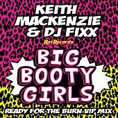 Big Booty Girls - Single by DJ Fixx
