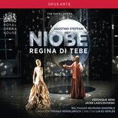 Steffani: Niobe, regina di Tebe (Live) von Various Artists