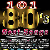 101 80's Best Songs by Various Artists