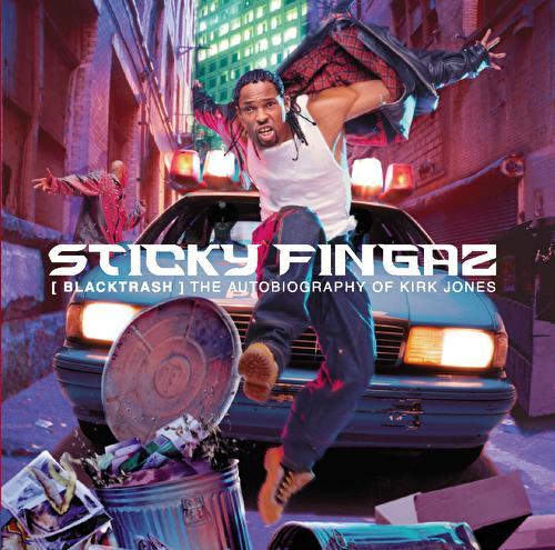 Black Trash: Autobiography... by Sticky Fingaz