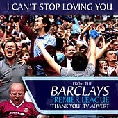 I Can't Stop Loving You (From the Barclays Premier League 'Thank You' T.V. Advert) van L'orchestra Cinematique