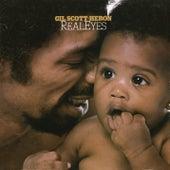 Real Eyes de Gil Scott-Heron