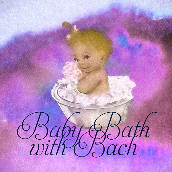 baby bath with bach happy time with mommy bach by baby bath time collection. Black Bedroom Furniture Sets. Home Design Ideas