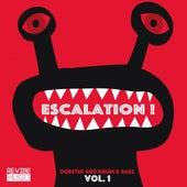 Escalation! - Dubstep and Drum & Bass Vol. 1 von Various Artists
