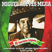 20 Superéxitos Originales by Miguel Aceves Mejia