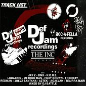 Tracklist Magazine Mixtape Def Jam Edition (The Inc, Roc-a-Fella, South) de Various Artists