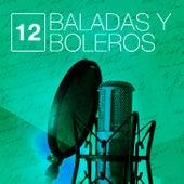 Baladas y Boleros (Volumen 12) by Black And White Orchestra