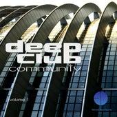 Deep Club Community, Vol. 1 de Various Artists