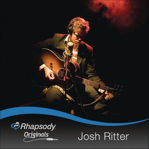 Rhapsody Sessions by Josh Ritter