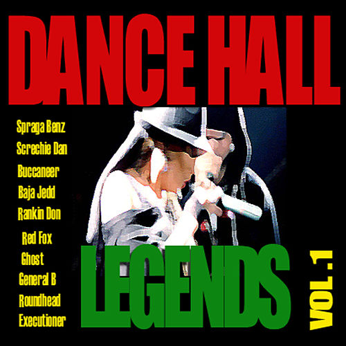 Dancehall Legends by Various Artists