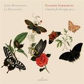 Giuseppe & Giovanni Sammartini: Organ Works by Fabio Bonizzoni