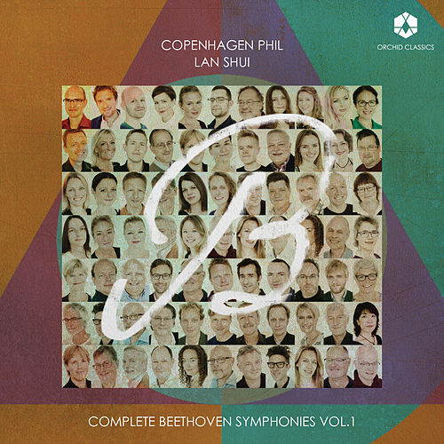 Beethoven: Complete Symphonies, Vol. 1 by Copenhagen Phil