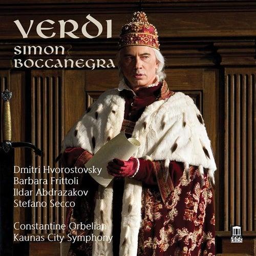 Verdi: Simon Boccanegra by Various Artists