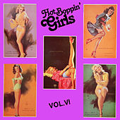 Hot Boppin Girls Vol. 6 de Various Artists