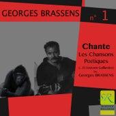 N. 1 - Chante Les Chansons Poetiques (Et Souvent Gaillardes) de Georges BRASSENS de Georges Brassens