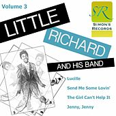 Little Richard And His Band Vol. 3 de Little Richard