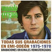 Todas sus grabaciones en EMI-Odeon (1975-1978) (Remastered 2015) de Manolo Otero