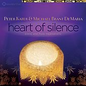 Heart of Silence: Piano and Flute Meditations di Michael Brant Demaria