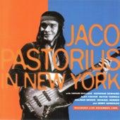 In New York (Recorded Live November 1985) by Jaco Pastorius