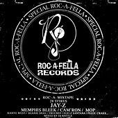 Tracklist Magazine Mixtape Roc a Fella Edition de Various Artists