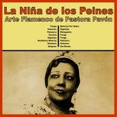 Arte Flamenco de Pastora Pavón de La niña de los peines