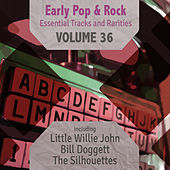 Early Pop & Rock Hits, Essential Tracks and Rarities, Vol. 36 von Various Artists
