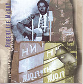 Bluebird Recordings 1937-1938 by Robert Lee McCoy