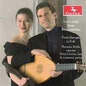 Love Songs from 5 Centuries: From Baroque to Folk von Various Artists