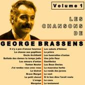 Les Chansons de Georges Brassens, Vol. 1 de Georges Brassens