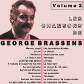 Les Chansons de Georges Brassens, Vol. 2 de Georges Brassens
