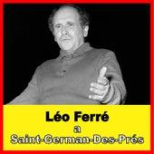 A Saint-German-Des-Prés de Leo Ferre