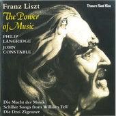 Franz Liszt: The Power Of Music by Philip Langridge